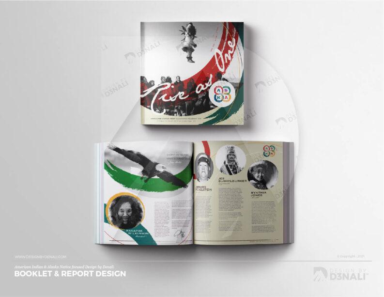 D3NALI - Design by Denali - Akaska Design Federation Native Artwork