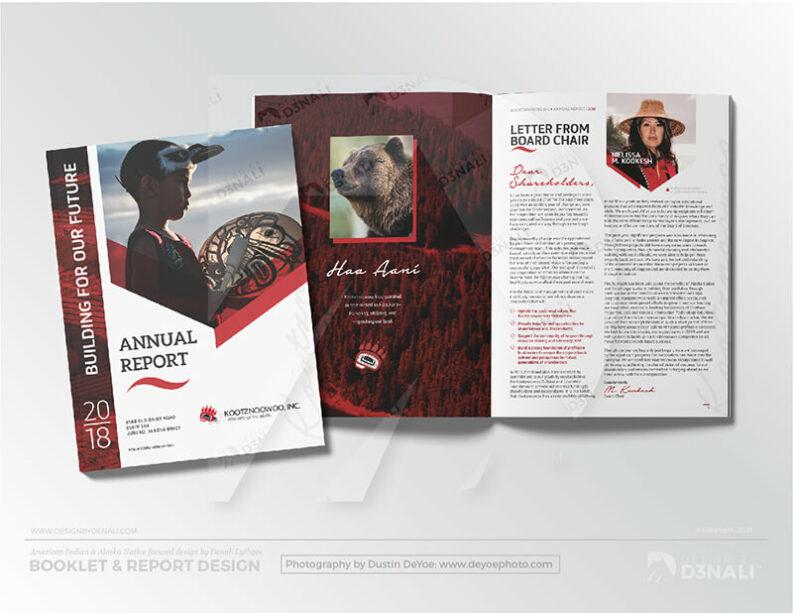 D3NALI - Design by Denali - Alaska Native Brand Development