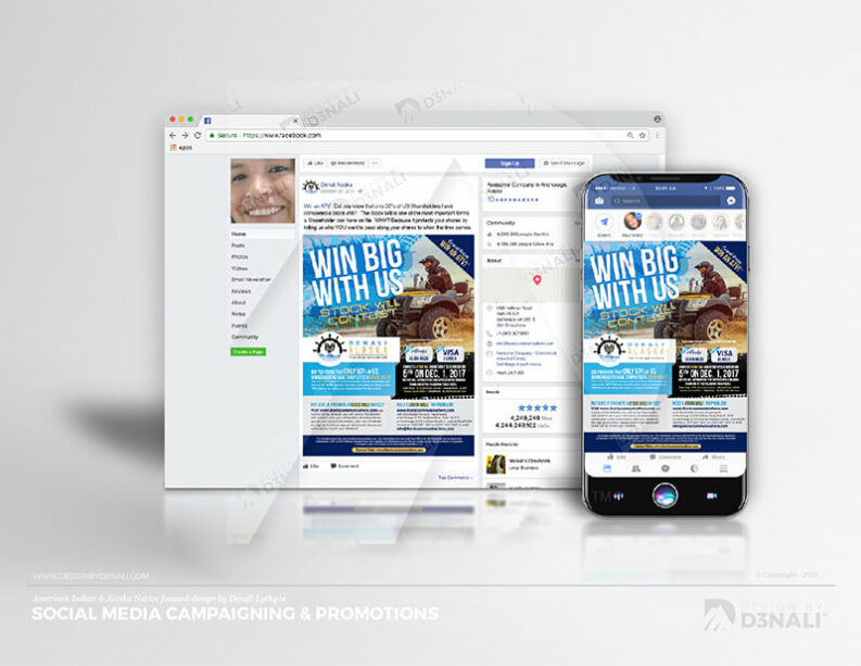 D3NALI - Design by Denali - Anchorage Advertising