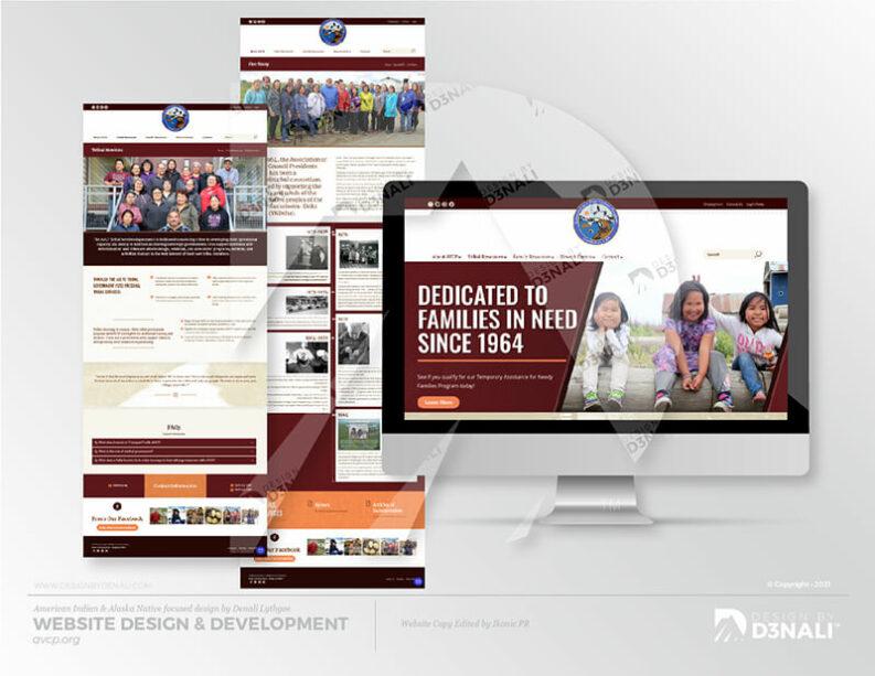 D3NALI - Design by Denali - Bethel Web Design