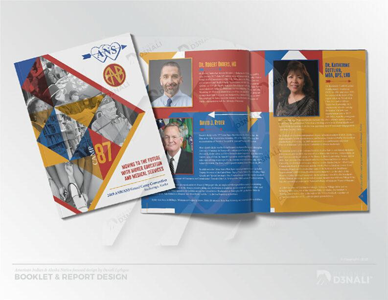 D3NALI - Design by Denali - Booklet Design Alaska